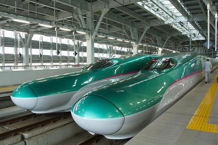 Синкансэн до Хоккайдо серии H5