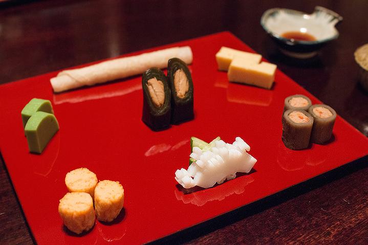 Блюда ресторана Миэ