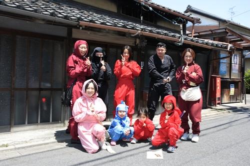 ниндзя-туризм