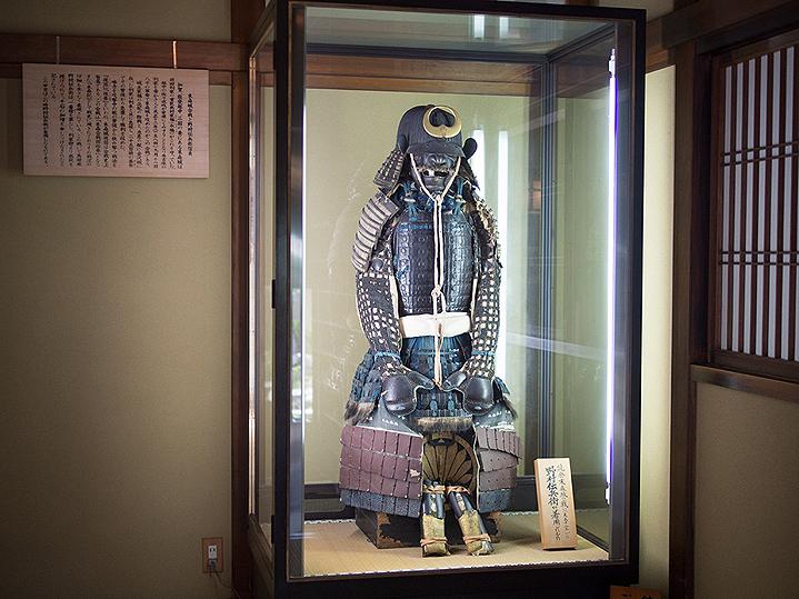 Самурайский дом Номура