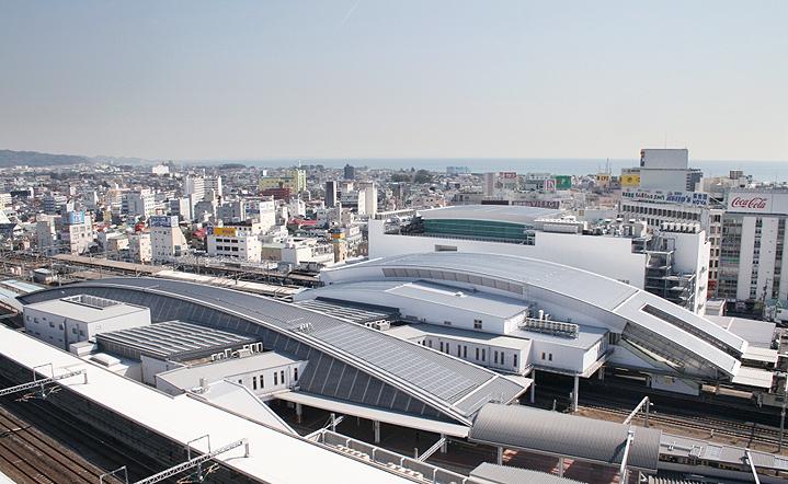 Станция Одавара