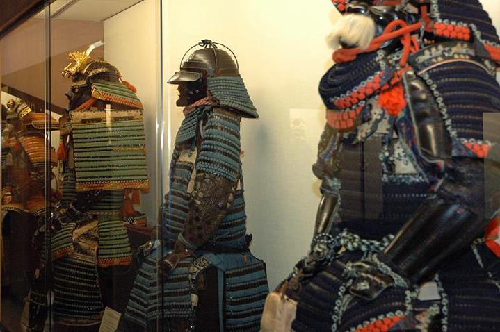 Замок Одавара, выставка