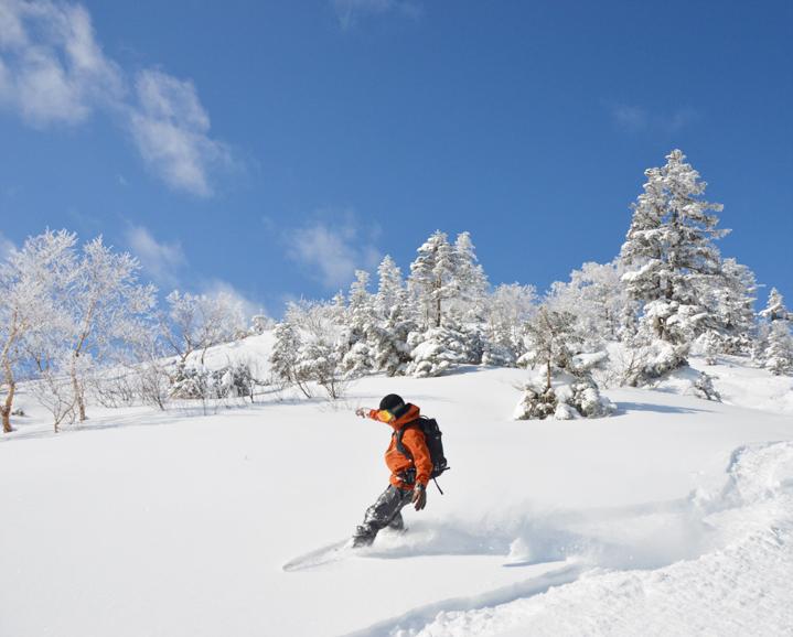 Горнолыжные курорты Японии