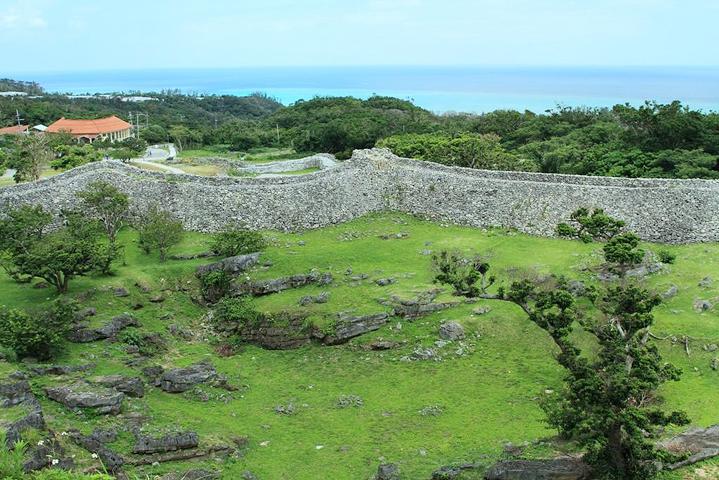 Замок Накидзин, Окинава