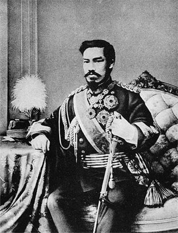 Император Мэйдзи (1852-1912)