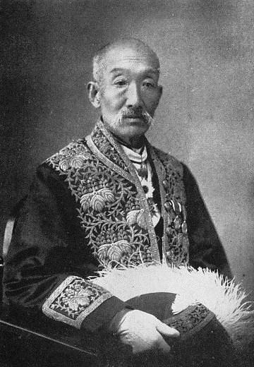 Мотинори Уэсуги, губернатор Окинавы