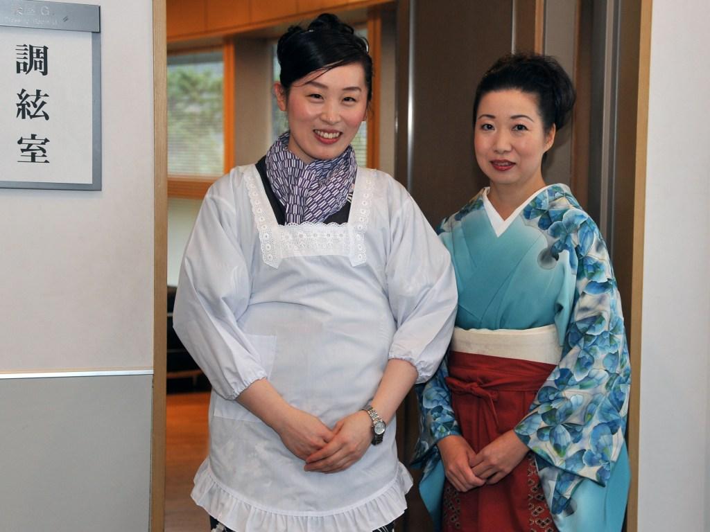 каппоги — японская рабочая одежда, похожая на фартук