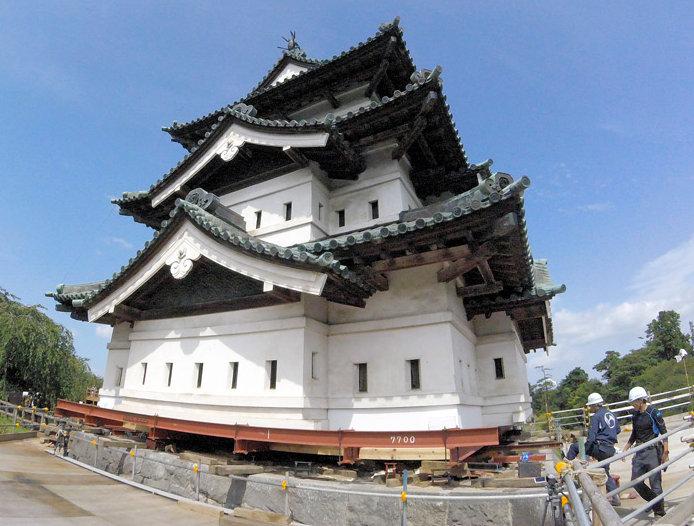 Замок Хиросаки