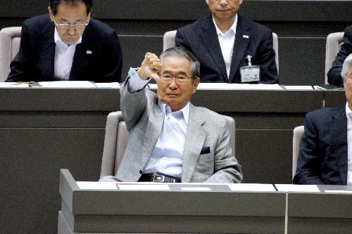 Губернатор Токио Синтаро Исихара (1999-2012)