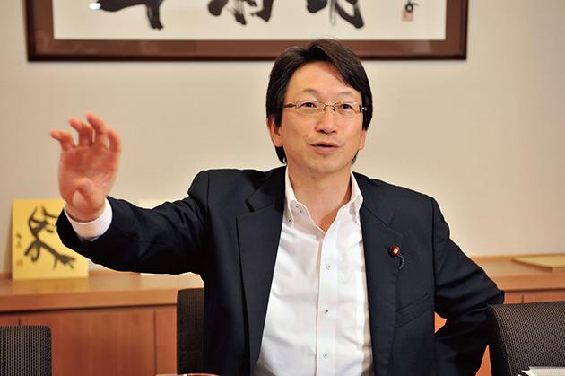 Японский политик МасаакиТайра