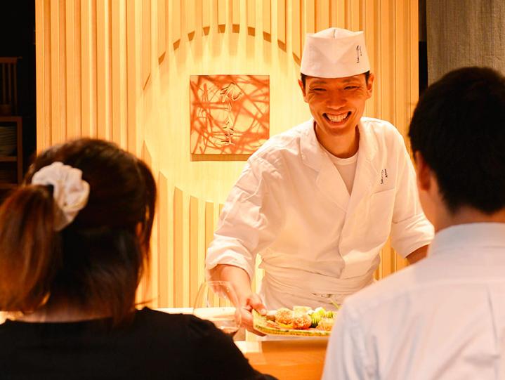 Японское гостеприимство омотэнаси