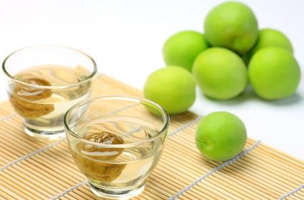 Вино из японской сливы