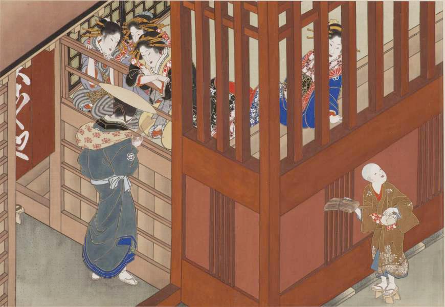 Утагава Тоёкуни, 1816