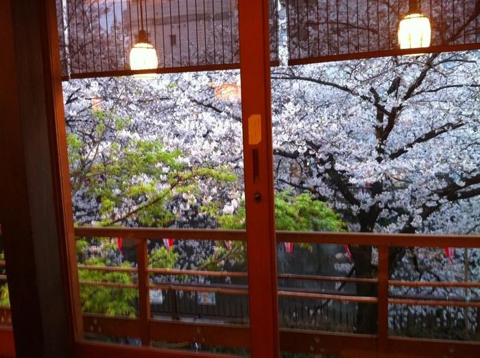 Вид из ресторана Хасидая