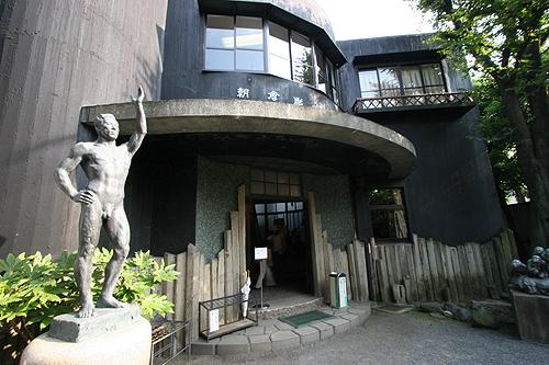 Музей скульптуры Асакура в Тайто
