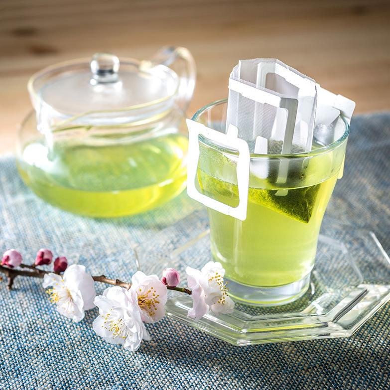 Главный напиток Японии — зелёный чай