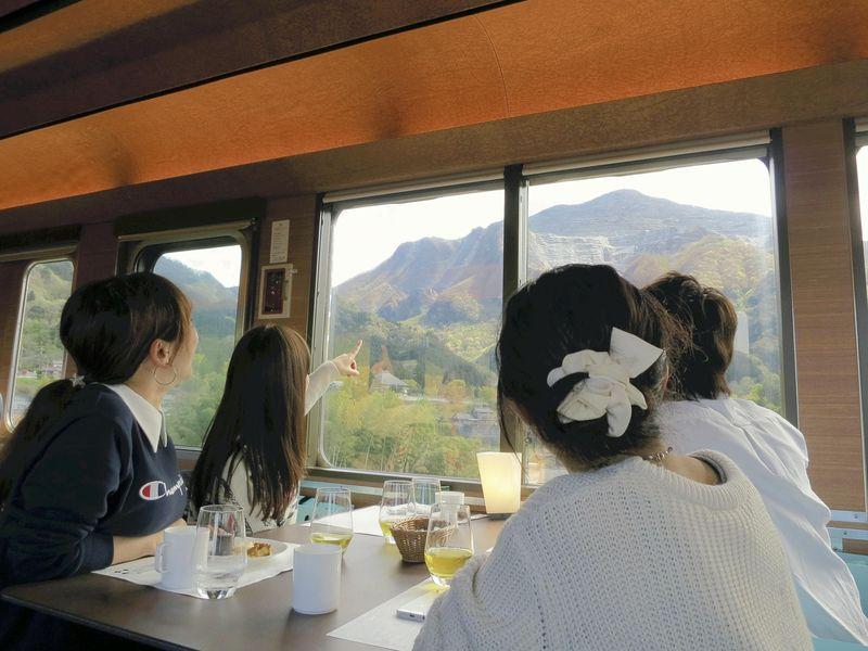 Путешествие по Японии на поезде
