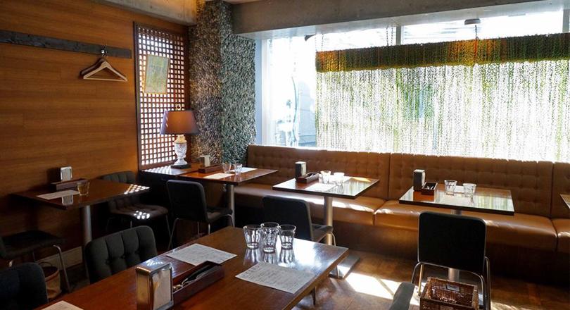 Ресторан N 1155 в Токио