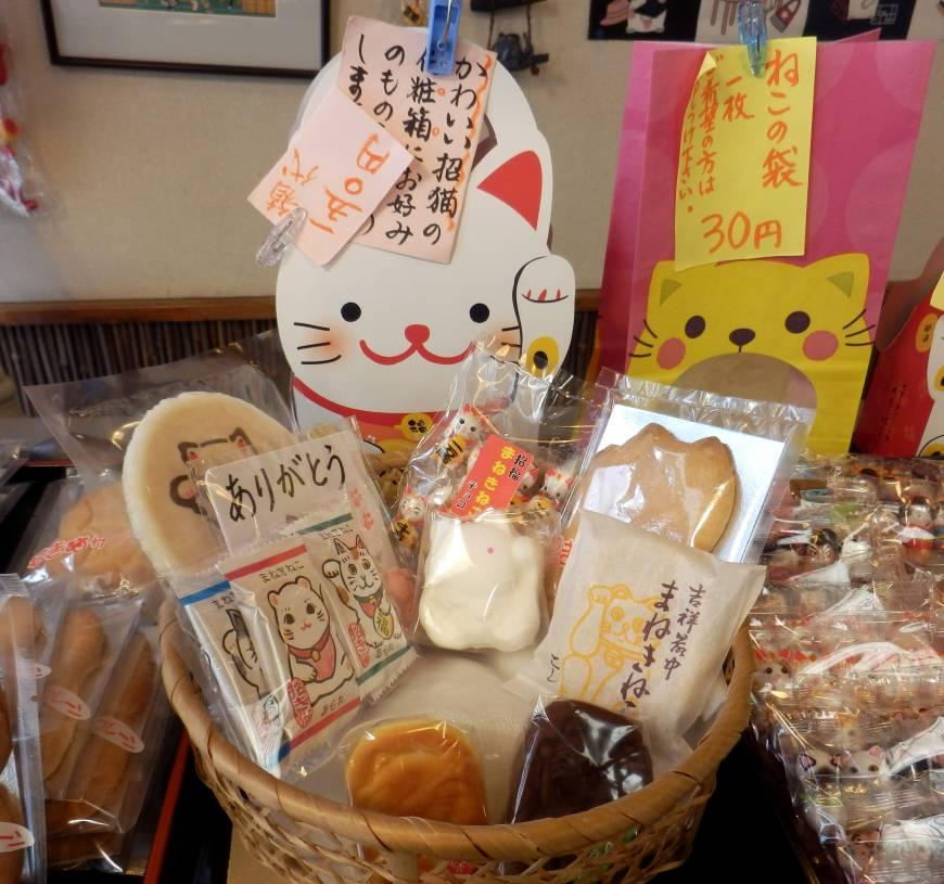 Сувениры с изображением кошек манэки-нэко