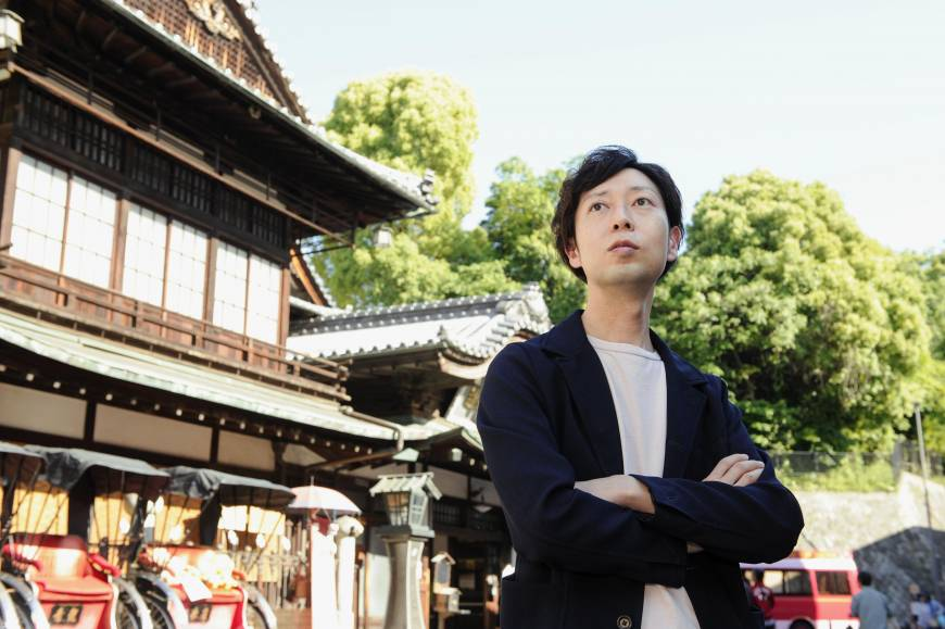 Такаси Оябу, префектура Эхимэ