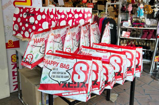 рождественская распродажа в Японии