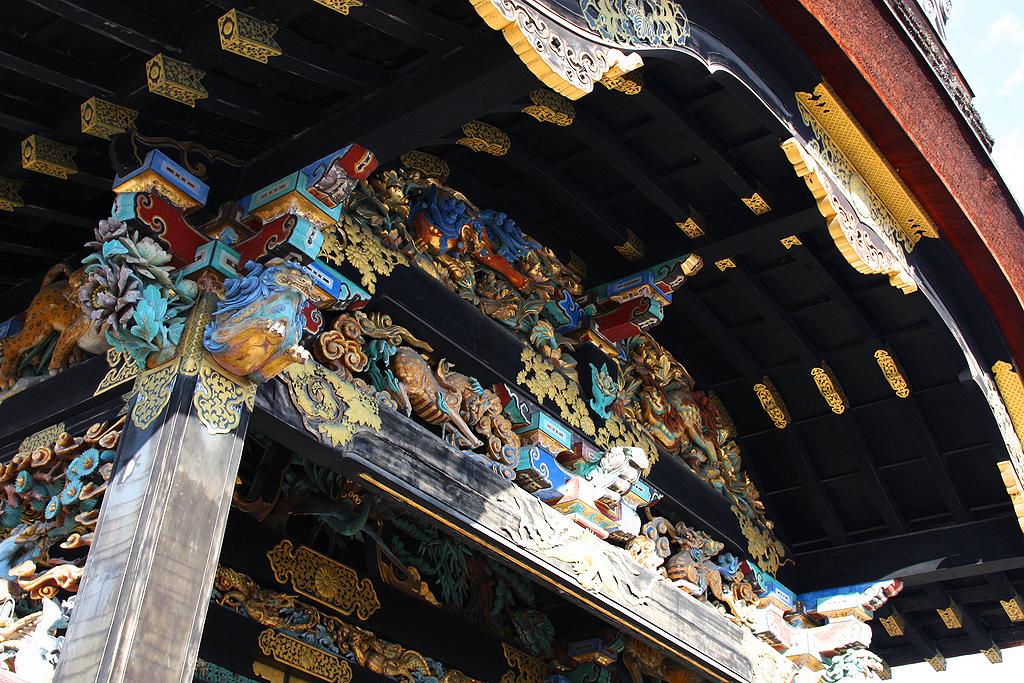 Ворота Карамон в храме Ниси Хонган-дзи