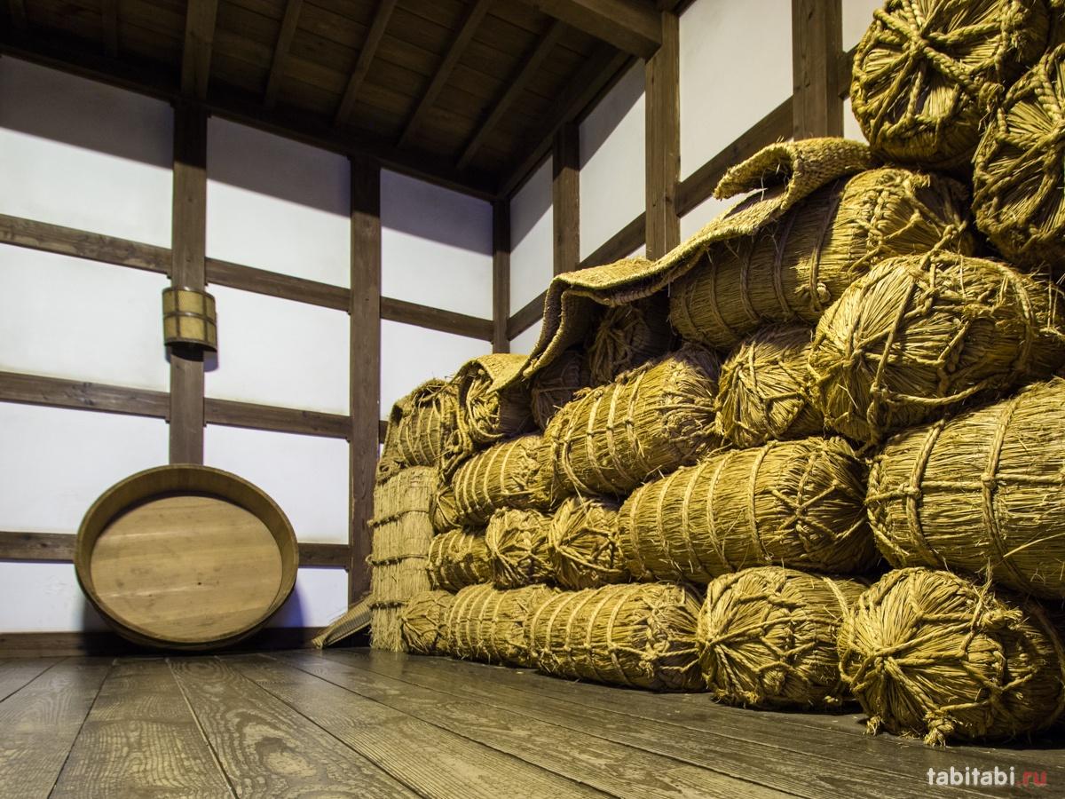 Музей Фукагава Эдо, Токио, Япония, сайт tabitabi.ru