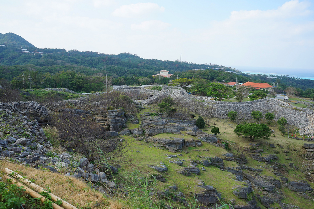 Замок Накидзин