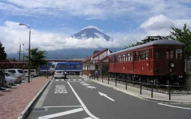 Станция Кавагутико