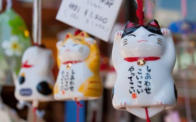 сувенир из Японии