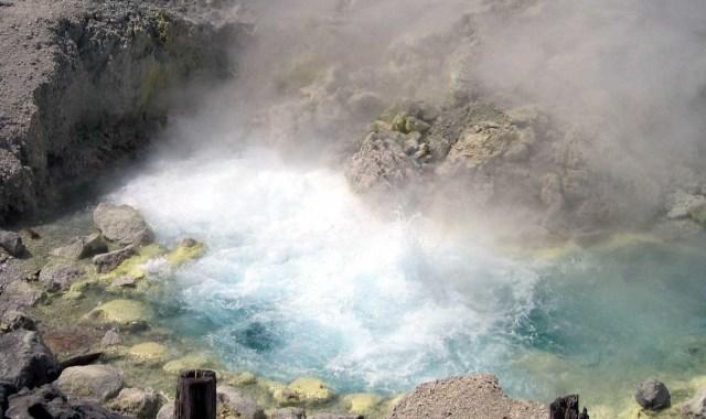 горячий источник, Япония