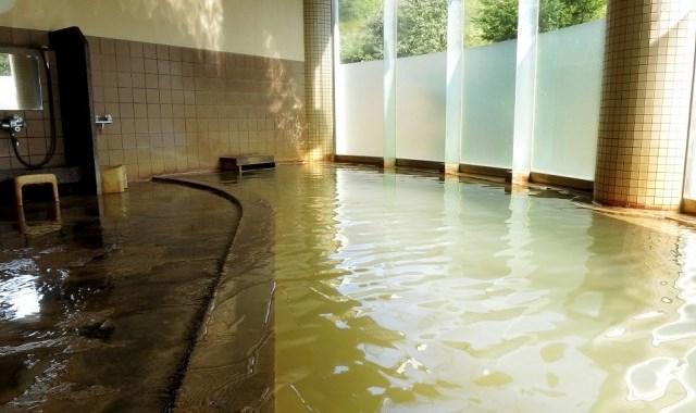 купальня онсэна Тоётоми