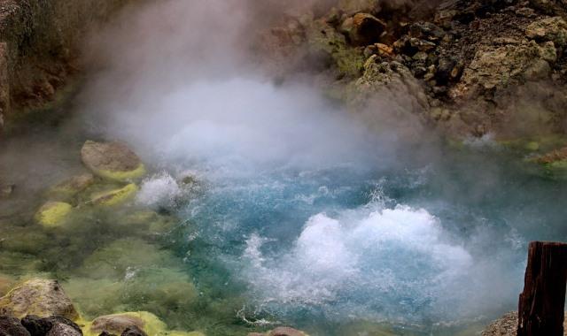 едкие воды источника Тамагава