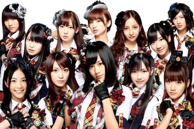 J-Pop на Акихабаре